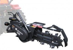 330 Trencher