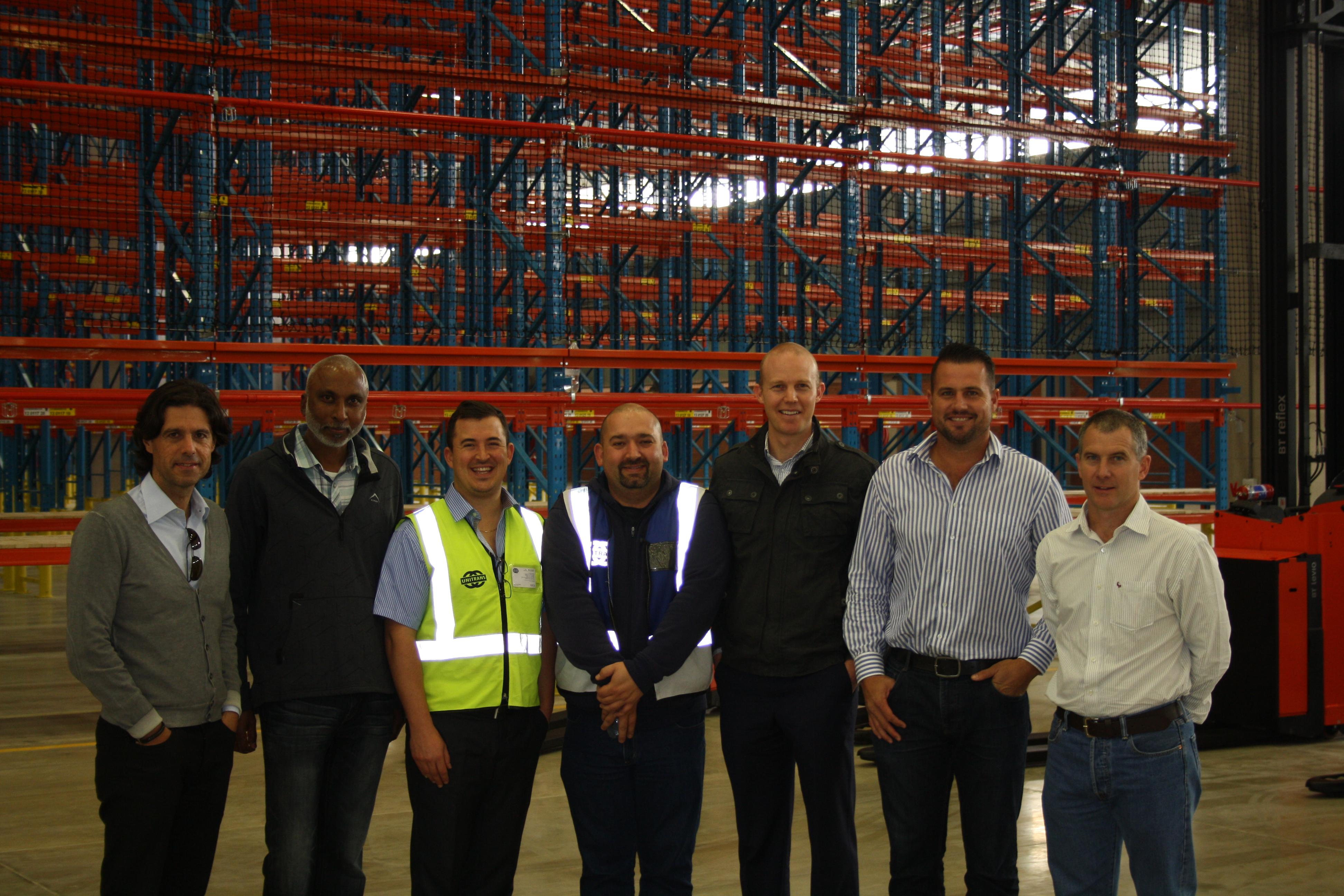 TOYOTA FORKLIFT MAKES FURTHER INROADS IN AFRICA'S RETAIL WAREHOUSING SECTOR WITH ORDER FOR MAKRO SOUTH AFRICA