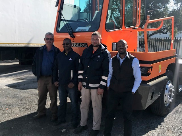 UNITRANS ORDERS FIRST TERBERG HAULER TO BE USED AT A LOCAL DISTRIBUTION CENTRE