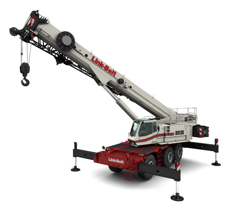 Eqstra heavy equipment to distribute world renowned link-belt cranes